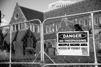 The Christchurch Cathedral was previously a landmark of the city, now it lies in ruin with an uncertain future.